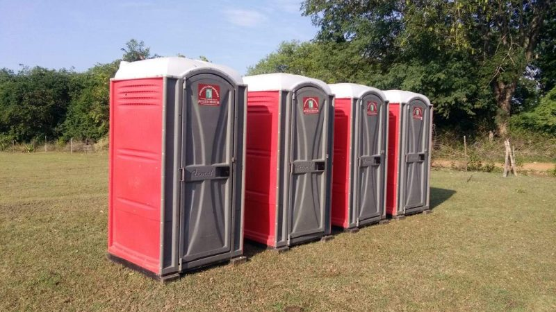Portable toilets – The modern sanitation!