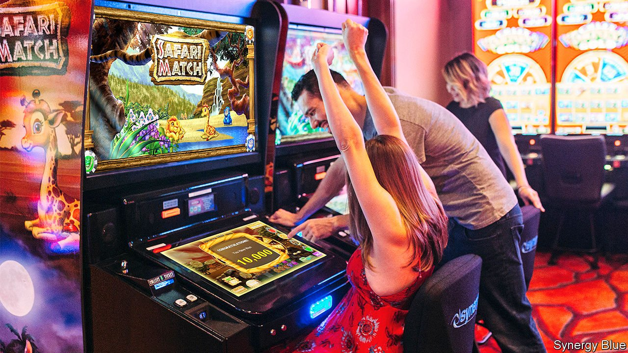 Slot Games- Top 4 Tips To Choose The Right Website